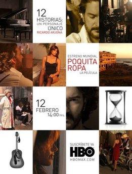 Ricardo Arjona y su  ¨Poquita Ropa¨ se  estrena el 12 de febrero