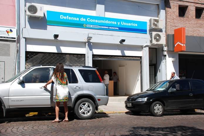 Nueva Sede de la Subsecretaría de Defensa del Consumidor en San isidro