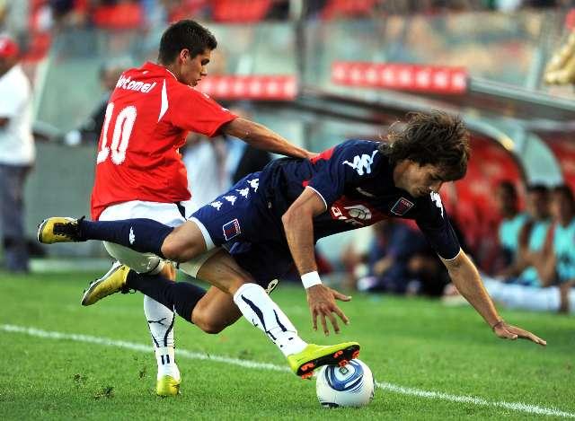 Tigre ganó en el debut de Arruabarena