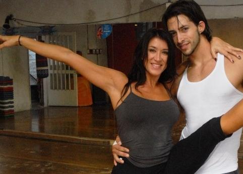 Valeria Archimó inaugura su escuela de danza en San Isidro