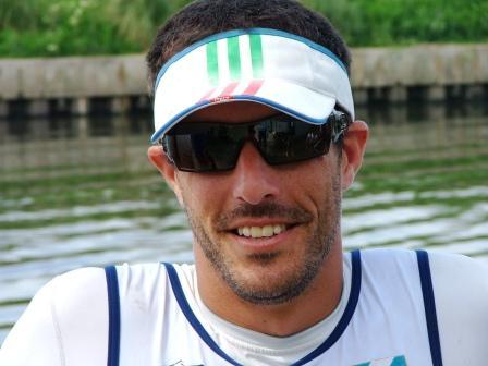 Sebastián Fernández en Río de Janeiro