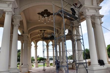 El MAT continúa en mantenimiento para reiniciar el 2011 con todo su esplendor
