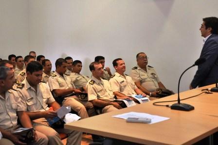 Tigre capacita a Agentes de la Prefectura Naval Argentina en materia turística
