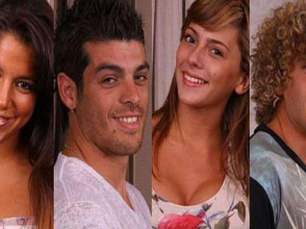 Rocío, Cristian U, Gisele y Emiliano pueden volver a la casa de GH 2011