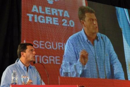 """Sergio Massa: """"La seguridad no es de derecha o izquierda, es un derecho de la gente"""""""