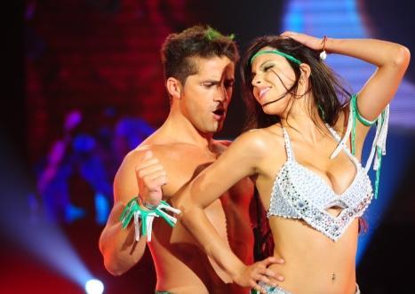 Bárbara Franco fue eliminada de Soñando por Bailar