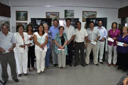 Se entregaron subsidios a las 11 Bibliotecas Populares de Tigre ()