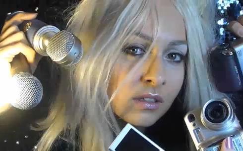 Britney Spears se muestra más sensual que nunca en su nuevo video