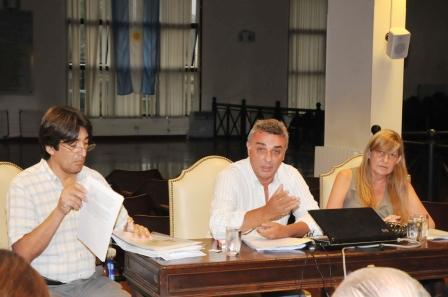 Reunión en el HCD de Tigre por el Desarrollo Sustentable del Delta