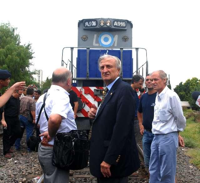 Según el juez el choque de trenes en San Miguel