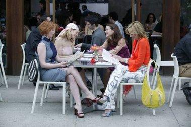 Sarah Jessica Parker no participaría de la nueva película de Sex & The City
