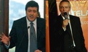Gabriel Mariotto y Martín García