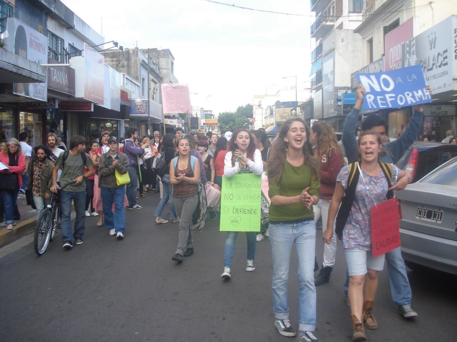 Nueva marcha en defensa del Nacional de San Isidro