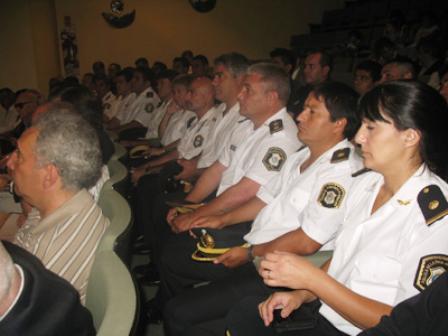 Entregaron en San Isidro premios al personal policial