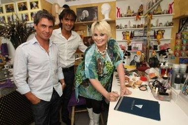 Carmen Barbieri será jurado de Bailando por un sueño 2011
