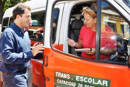 Los Transportistas Escolares se suman al programa de seguridad Alerta Tigre