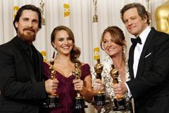 El Discurso del Rey, gran ganadora de la noche de los Oscar