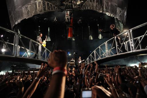 U2 presentará el show de su