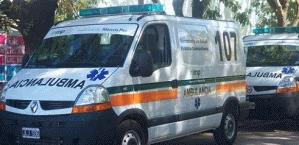 Marcos Paz tiene dos nuevas ambulancias