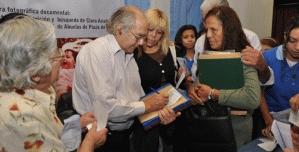 Adolfo Pérez Esquivel visitó Ituzaingó por el Día de la Memoria, la Verdad y la Justicia