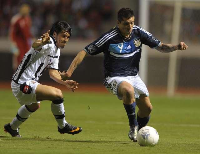 El seleccionado argentino hizo poco en el empate sin goles ante Costa Rica