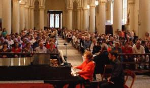 Festival de música clásica en San Isidro