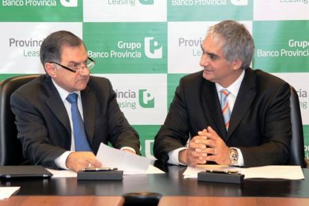 Santiago Montoya y Julio Pereyra firmaron un contrato por millones