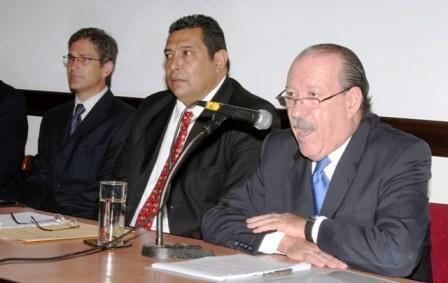 Amieiro en la apertura de sesiones ordinarias del HCD de San Fernando