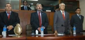 Ivoskus inauguró el período se sesiones ordinarias el Concejo Deliberante