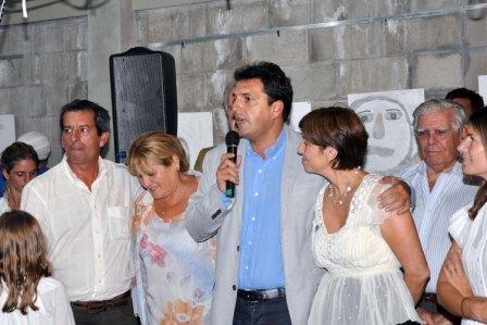 Las Tunas O.N.G. abrió una nueva sede en Tigre