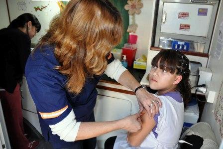 Comienza la Campaña de Vacunación Antigripal 2011 en Tigre