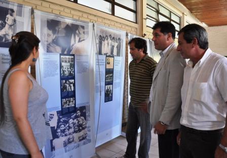 Más de 125 chicos fueron capacitados para guiar la muestra de Ana Frank en Tigre