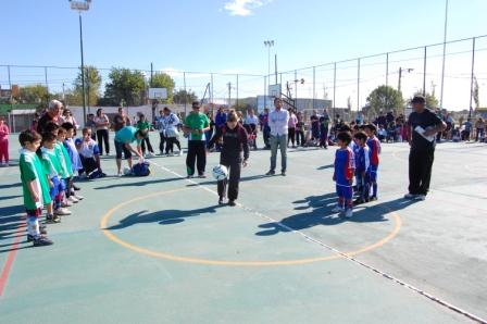 San Fernando inauguró el nuevo Cedec N°2