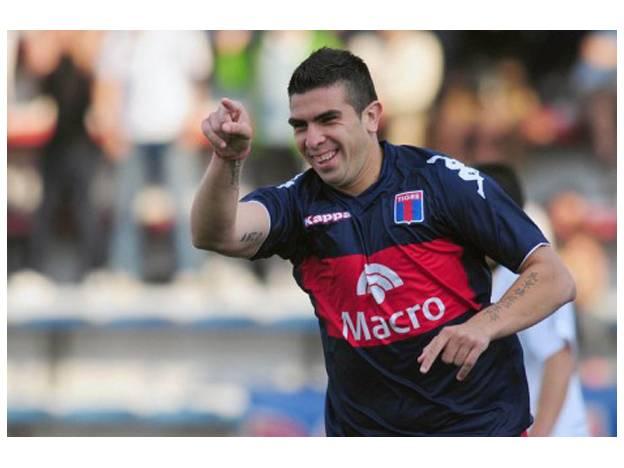 Denis Stracqualursi ya es jugador de Tigre