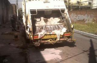 San Martín: Secuestran camión que arrojaba basura en la vía pública