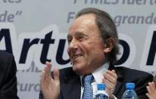 García aclaró que no llevará un candidato radical y que ya no pertenece a la UCR