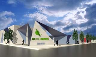 Malvinas Argentinas: Amplian y modernizan el polideportivo de Grand Bourg