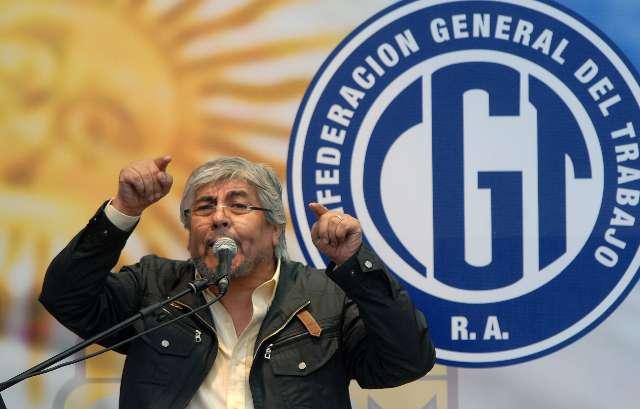 La CGT pidió a Cristina que busque la reelección en octubre - Hugo Moyano