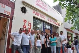 El PJ de Dique-La Ñata celebró el 1º de mayo
