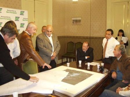 Buscan Mejorar la infraestructura hidráulica de San Fernando