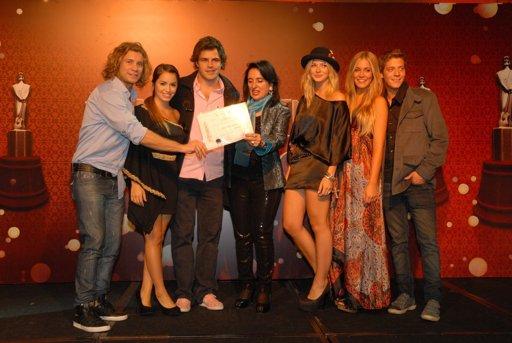 Se entregaron los diplomas de los premios Martín Fierro 2010