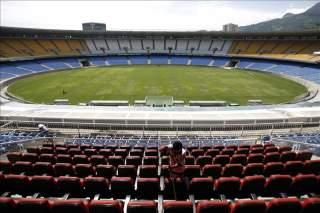 Brasil no jugará ante Chile en estadio Maracaná porque está