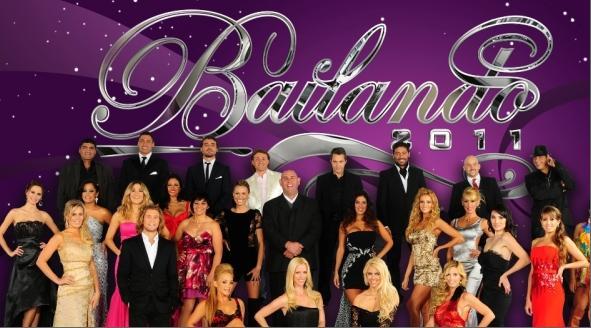 Se presentó oficialmente el elenco de la edición 2011 de Bailando por un sueño