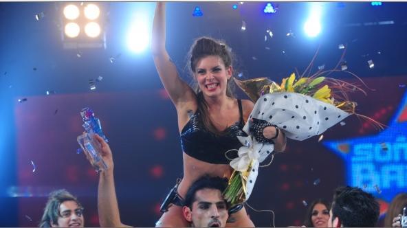 Eugenia Lemos ganó Soñando por Bailar