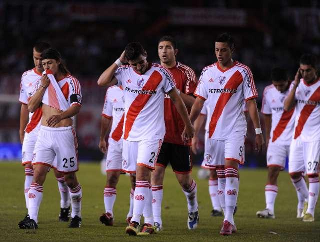 All Boys superó hoy a River Plate por 2-0
