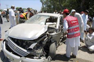 Cinco muertos en un nuevo ataque de un avión espía de EEUU en Pakistán