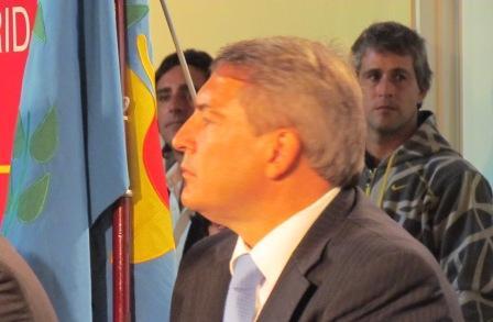 El senador provincial Jorge D Onofrio