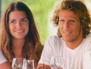 Zaira Nara y Forlán se casan el 29 de julio