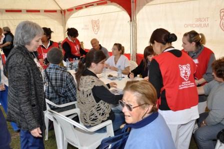 Día Internacional del Riñón en Tigre