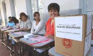 ¿Cuánto ganarán las autoridades de mesa en las próximas elecciones?